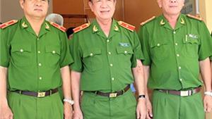 Những vị tướng công an trong ban chuyên án vụ thảm sát 6 người tại Bình Phước
