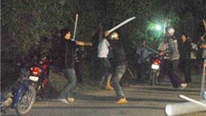 Hai người chết trong vụ hỗn chiến bằng gậy, dao, mã tấu giữa đêm