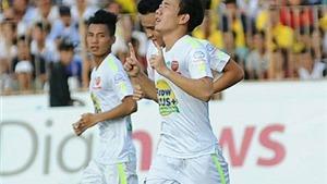 Tổng hợp bàn thắng vòng 15 V-League