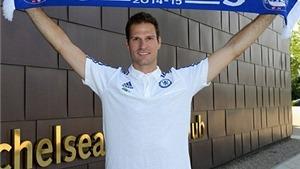 Chelsea CHÍNH THỨC chiêu mộ thủ môn Begovic với giá 8 triệu bảng