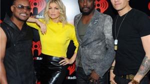 Black Eyed Peas tái xuất với 'Yesterday'