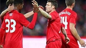 Adelaide United 0-2 Liverpool: James Milner và Danny Ings giúp 'The Kop' giành chiến thắng