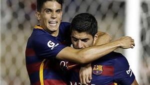 Barcelona 2–1 LA Galaxy: Cả 100 nghìn người đến xem Suarez đánh bại Gerrard