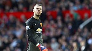 Man United sẽ bị tổn thất nặng nếu mất De Gea