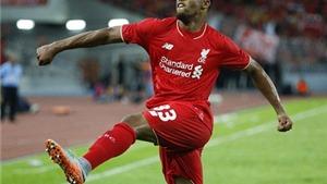 Ngôi sao Malaysia 1-1 Liverpool: Ronaldinho ghi bàn tuyệt đẹp, Ibe gỡ hòa cho Liverpool