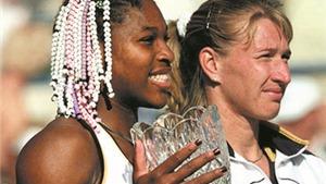 Graf: 'Serena phá kỷ lục của tôi thì đã sao?'