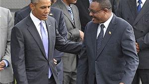 Tổng thống Mỹ Obama và các lãnh đạo châu Phi bàn phương án trừng phạt Nam Sudan