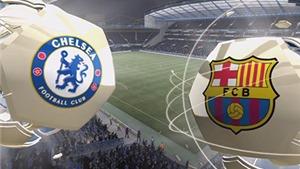 Link truyền hình trực tiếp và sopcast trận Chelsea – Barcelona (7h, 29/7)