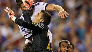 Chelsea: Chấn thương của Gary Cahill và Diego Costa không quá nghiêm trọng