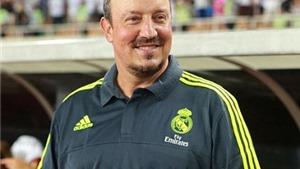 Benitez từ chối khẩu chiến dù vợ bị Mourinho mắng