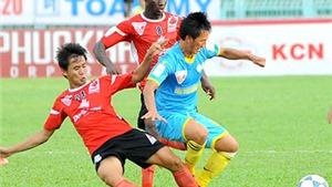 ĐTLA – S. Khánh Hoà BVN 2-0: Sân nhà quá 'thiêng'