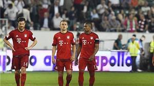 CẬP NHẬT tin sáng 2/8: Bayern thua ở Siêu cúp Đức, PSG thắng dễ Lyon, Nadal vào CK Hamburg Open