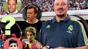 Benitez sắp quyết định về nhân sự của Real Madrid