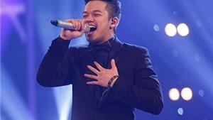 Không phụ lòng người hâm mộ, Trọng Hiếu bùng nổ chung kết Vietnam Idol