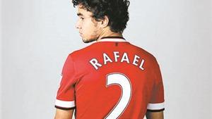 Tại sao CĐV Man United tiếc nuối Rafael?