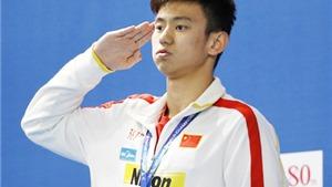 Trung Quốc 'sốt' với VĐV đầu tiên trong lịch sử giành HCV 100m tự do ở giải bơi thế giới