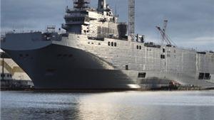 Kết thúc thương vụ tàu Mistral: Nga cười, Pháp 'mếu'