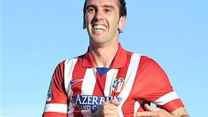 Vì sao Man City bị Diego Godin từ chối?