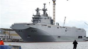 Nước nào có thể mua nổi hai tàu chiến Mistral mà Pháp từ chối bán cho Nga