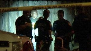 8 người trong một gia đình Mỹ bị giết, sát thủ đã đầu hàng cảnh sát