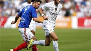 Real Madrid 0-0 Valerenga: Không Ronaldo và Benzema, Real Madrid không biết ghi bàn