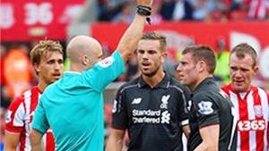 Vấn đề của Liverpool: Khi James Milner dẫm chân Henderson