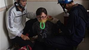 Vụ thảm sát tại Bình Phước: Hình ảnh nghi can gây án từ hiện trường thực nghiệm điều tra
