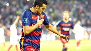 Cảm ơn và chào tạm biệt 'Siêu Pedro'!
