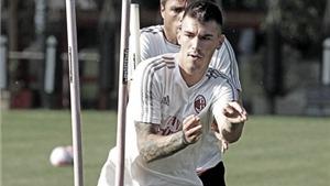 Khoác áo Lazio khi đến Milan, Romagnoli bị dọa giết