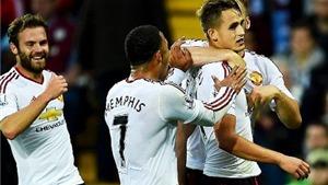 Ghi bàn đưa Man United lên đầu bảng, Januzaj vẫn bị Van Gaal chỉ trích