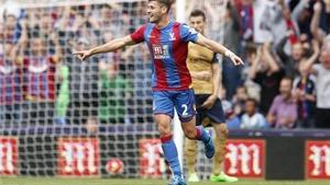 CẬP NHẬT bàn thắng Crystal Palace - Arsenal: Delaney phản lưới, dâng chiến thắng cho Arsenal