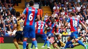 Arsenal hạ Crystal Palace 2-1: May mắn nhưng xứng đáng
