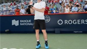 CẬP NHẬT tin sáng 17/8: Ánh Viên giành HCĐ 400m hỗn hợp. Chelsea mua Baba. Murray vô địch Rogers Cup