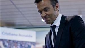De Gea có thể chia tay Jorge Mendes nếu không thể gia nhập Real Madrid