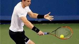Cincinnati 2015: Murray, Nadal theo chân Federer và Djokovic vào vòng 3
