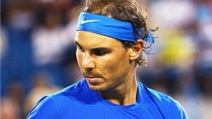 Cincinnati Masters 2015: Nadal dừng bước, Federer, Murray thẳng tiến