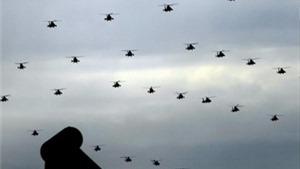 Trung Quốc duyệt binh: cuộc phô diễn tên lửa và máy bay chiến đấu lớn nhất