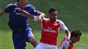 Neville đã đúng, những ông chủ tuyến giữa của Arsenal quá thấp, thiếu sức mạnh