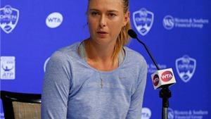 Maria Sharapova rút khỏi US Open 2015 vì chấn thương