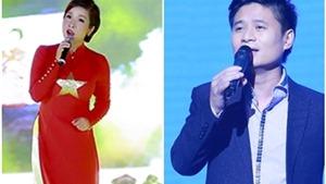 Mỹ Linh, Tấn Minh 'hát khúc tự hào' mừng Quốc khánh