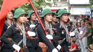 Đại tướng Phùng Quang Thanh gửi thư khen lực lượng vũ trang tham gia Lễ kỷ niệm 70 năm Quốc khánh