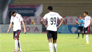 Vòng 24 V-League 2015: Một mất, mười ngờ