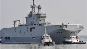 Ai Cập mua chiến hạm Mistral bằng tiền từ 'một khoản vay của Nga'?