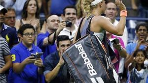 Caroline Wozniacki bỏ lỡ 4 match-point trước khi thua Petra Cetkovska