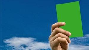 Serie B sẽ sử dụng thẻ xanh