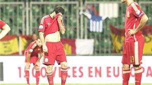 01h45 ngày 6/9, Tây Ban Nha – Slovakia: Nhà vô địch không bao giờ đầu hàng