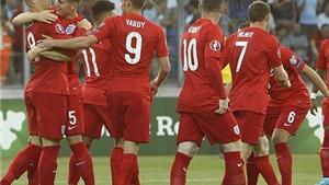 San Marino 0-6 Anh: Tuyển Anh chính thức giành vé dự vòng chung kết, Rooney đi vào lịch sử