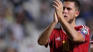 Ghi bàn quyết định cho Bỉ, Hazard vẫn bị coi là cầu thủ chơi tệ nhất trận
