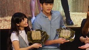 Kang Tae Oh, Nhã Phương khiến fan Hà Nội phát cuồng