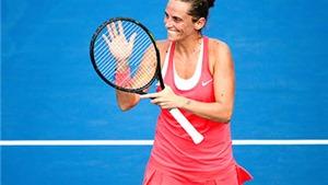 Đối thủ của Serena ở Bán kết: Cao 1m63, trái một tay, giành Grand Slam sự nghiệp